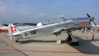 HB-RAR - Pilatus P-2-06 - Private
