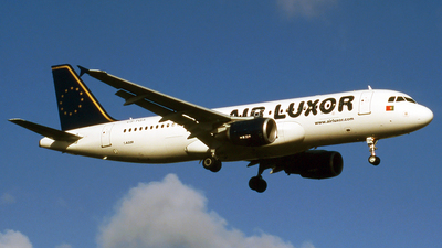 CS-TQA - Airbus A320-214 - Air Luxor