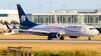 XA-AMG - Boeing 737-81D - Aeroméxico