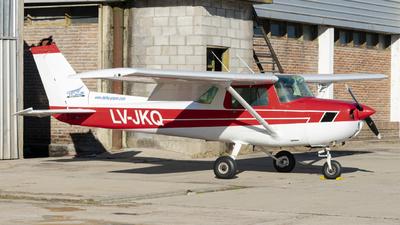 LV-JKQ - Cessna 150A - Delta Plane