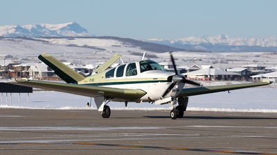 CF-GKQ - Beechcraft V35 Bonanza - Private