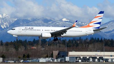 C-FBVS - Boeing 737-8K5 - Flair Airlines