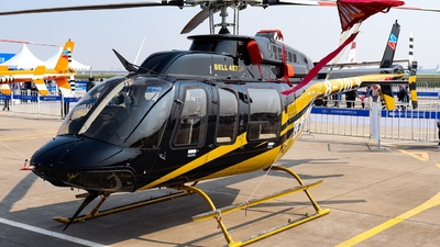 B-70L9 - Bell 407GXI - Shaanxi Helicopter