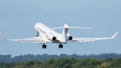 VP-CZA - Gulfstream G650 - Private