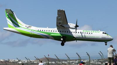 EC-MNN - ATR 72-212A(600) - Binter Canarias