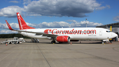 A picture of TCTJP - Boeing 7378BK - Corendon Airlines - © Christian Weber