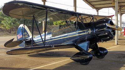 PR-WAC - Waco YMF-5FC - Private