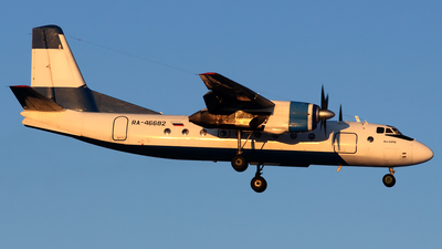 RA-46682 - Antonov An-24RV - Turuhan Avia