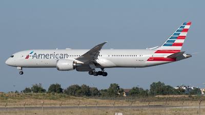 N840AN - Boeing 787-9 Dreamliner - American Airlines