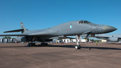 85-0069 - Rockwell B-1B Lancer - United States - US Air Force (USAF)