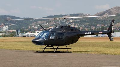HA-FLZ - Bell 206B JetRanger III - Private