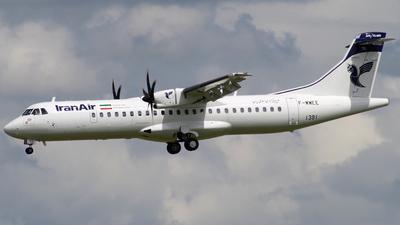 F-WWEE - ATR 72-212A(600) - Iran Air