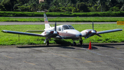 HK-4713-G - Piper PA-34-200T Seneca II - Private
