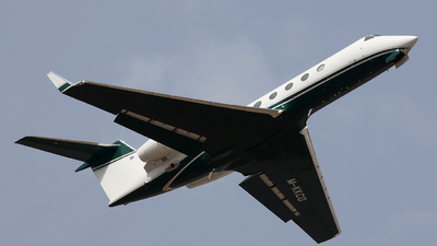 M-KKCO - Gulfstream G450 - Private