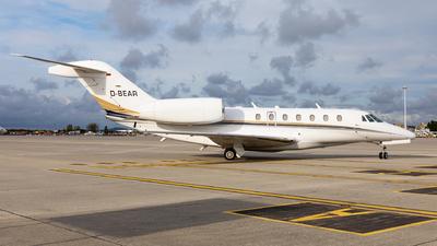 A picture of DBEAR - Cessna 750 Citation X -  - © Carlos Miguel Seabra