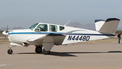 A picture of N4448D - Beech G35 Bonanza - [D4560] - © Felipe Garcia