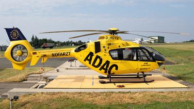 D-HGYN - Eurocopter EC 135P2 - ADAC Luftrettung