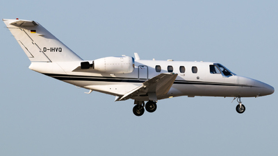 D-IHVQ - Cessna 525 CitationJet 1 - Pro Air Aviation