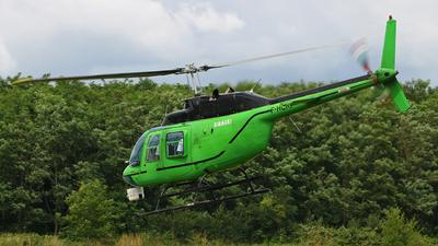 F-HCRI - Agusta-Bell AB-206B JetRanger II - Private