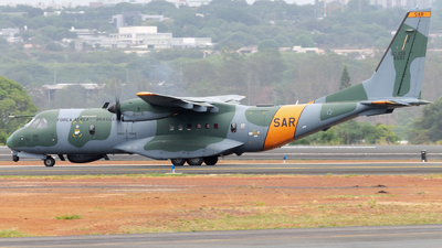 FAB6551 - CASA C-295MP Persuader - Brazil - Air Force