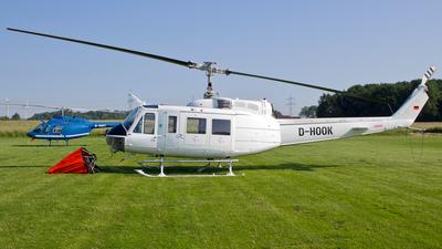 D-HOOK - Bell 205A-1 - Agrarflug Helilift