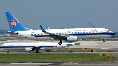 B-5641 - Boeing 737-81B - China Southern Airlines