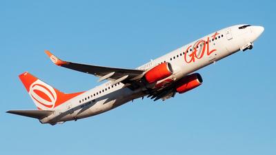 PR-GXM - Boeing 737-8EH - GOL Linhas Aereas