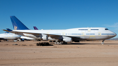 N120UA - Boeing 747-422 - Untitled