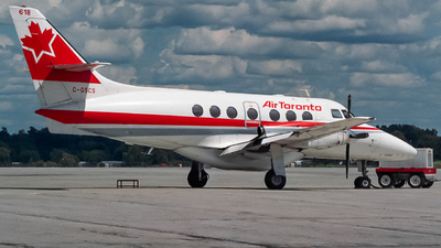 C-GSCS - British Aerospace Jetstream 32 - Air Toronto