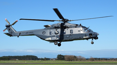 NZ3306 - NH Industries NH-90TTH - New Zealand - Royal New Zealand Air Force (RNZAF)