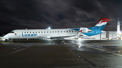 S5-AAZ - Bombardier CRJ-701ER - Luxair - Luxembourg Airlines