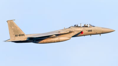 32-8086 - McDonnell Douglas F-15DJ Eagle - Japan - Air Self Defence Force (JASDF)