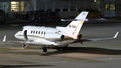 A picture of YRNAY - Hawker 900XP - [HA0182] - © Karl Dittlbacher