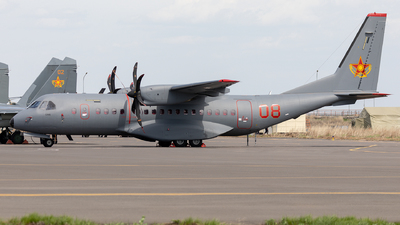 08 - CASA C-295M - Kazakhstan - Air Force
