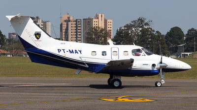 PT-MAY - Embraer EMB-121A1 Xingú II - Private