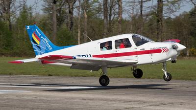 OO-EBU - Piper PA-28-161 Cadet - Private