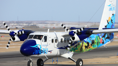 C-GLKB - De Havilland Canada DHC-6-300 Twin Otter - SriLankan Air Taxi