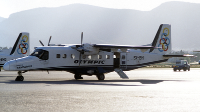 SX-BHI - Dornier Do-228-201 - Olympic Aviation