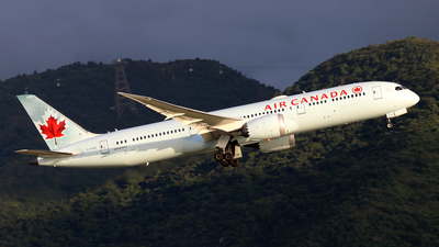 A picture of CFGEI - Boeing 7879 Dreamliner - Air Canada - © Jubilant Chan - AHKGAP