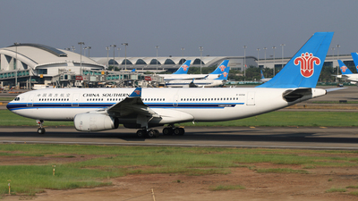 B-6056 - Airbus A330-243 - China Southern Airlines