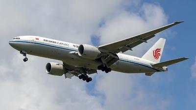 B-2093 - Boeing 777-FFT - Air China