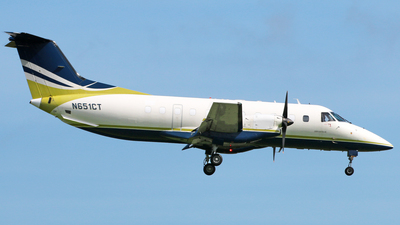 N651CT - Embraer EMB-120ER Brasília - Berry Aviation