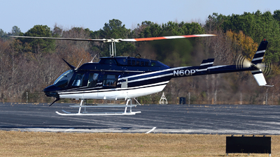 A picture of N6QP - Bell 206L4 LongRanger - [52191] - © Agustin Anaya