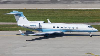 N998NB - Gulfstream G550 - Private