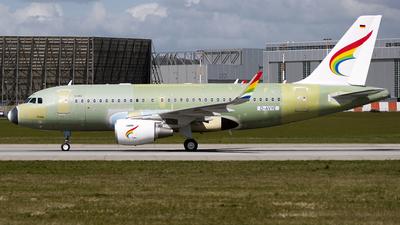 D-AVYE - Airbus A319-115 - Tibet Airlines