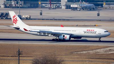 B-HLA - Airbus A330-342 - Dragonair