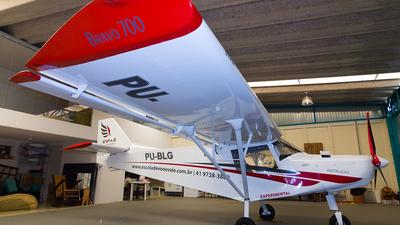 PU-BLG - Aero Bravo 700 - EVALE - Escola de Aviacao