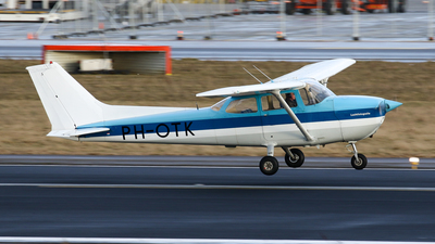 PH-OTK - Reims-Cessna F172N Skyhawk II - Private