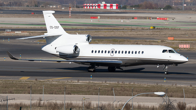 CS-DSF - Dassault Falcon 8X - Private