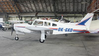A picture of OKGKO - Piper PA28R200 - [28R7635119] - © Moti Shvimer